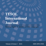 TESOL International Journal